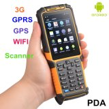 Android Rugged POS Terminal Handheld Barcode RFID Scanner com câmera Ts-901