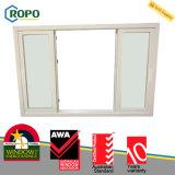 La finestra del vinile del PVC, si raddoppia lustrato facendo scorrere Windows