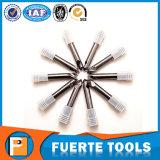 Broca de perfuração de carboneto sólido de grau superior de 90 graus para processamento de alumínio