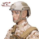 Casco militar del estilo del casco Mh de Kevlar de la marina del casco rápido de la versión
