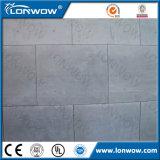 Feuerfester Faser-Kleber-dekorative Wand-Vorstand-Wand-Blatt-Wand flach