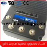 Contrôleur électrique 1244-6661 de moteur de C.C de chariot élévateur