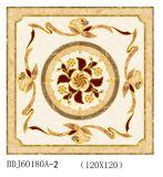1200*1200mm carré Pattern porcelaine poli