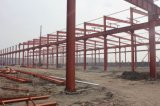Estructura prefabricada del marco de acero del palmo grande