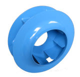 Hohe Leistungsfähigkeits-rückwärtiges zentrifugales Stahlgebläse (900mm)