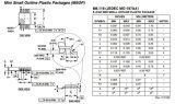 Integrierte Schaltung Isl1208iu8z-Tk der Schwachstrom-Echtzeituhr-IS