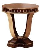 Mobília de madeira luxuosa do hotel da mesa de centro do hotel