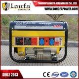 generatore professionale della benzina di potere di stile raffreddato nuova aria di 2.5kw 2500W da vendere