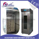 Alimentos panadería la masa de pan de la máquina de acero inoxidable de la prueba de verificación Proofer