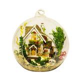 2017 Bola de cristal de la casa de muñecas