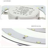 &Oslash del orificio de la construcción 16W; luz de techo redonda de 260m m LED con el Ce RoHS y UL