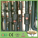 Лучшая цена Close-Celled короткого замыкания резиновые прокладки из пеноматериала трубок для кондиционеров воздуха