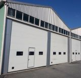 Gebruik Pu van de fabriek isoleerde de Industriële Sectionele Prijs van de Deur