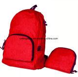 Складной Nylon Unisex Backpack промотирования, пакет дня