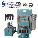 Making Rubber Gaskets를 위한 100ton Automatic/Plate Press Vulcanizer