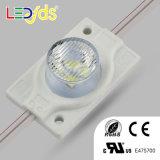 1PC resistente al agua de 1,5 W DC12V de inyección de módulo LED SMD 2835