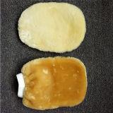 Двухлобная перчатка мытья пыли автомобиля Microfiber шамуаа
