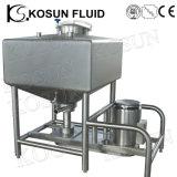 Acier inoxydable à haute vitesse de mélange de sucre de sirop de réservoir de dissolution