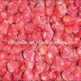 De fraises congelées