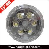 4.5 18W PAR36 in den runden LED gedichteten Träger-Traktor-Arbeits-Lichtern für John Deere
