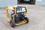 7kw de draagbare Op zwaar werk berekende Generator van de Benzine van de Benzine met RCD en Ver Begin