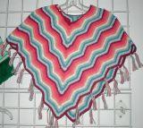 Пуловер полосы