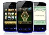 Super WiFi GPS PDA téléphone mobile 4GO Coran (M2013)