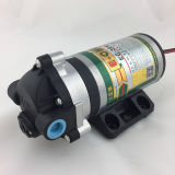 RO 시스템 Ec304가 전기 수도 펌프 0 인레트 압력에 의하여 400 Gpd 2.6 Lpm 집으로 돌아온다
