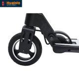 Bici astuta del motore del motorino di auto elettrico della rotella doppia che piega con la maniglia
