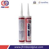 Glace et aluminium d'application de puate d'étanchéité de silicones de haute performance