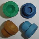 Taquets de Hemostix de caoutchouc butylique