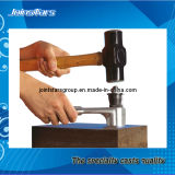 Verificador Brinell da dureza do impato Brinell portátil do verificador da dureza do impato do martelo do Pin de tesoura (PHB-1) /Pin/verificador do impato/de verificador/pino do martelo impato/teste de dureza brinell