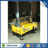 Nuova macchina automatica del miscelatore della rappresentazione del muro di cemento