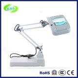 Lupa de escritorio con la luz del LED (EGS-86I)