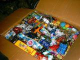Les jouets Stock (voitures)