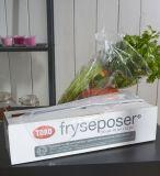 Мешки упаковки еды LDPE ясные пластичные