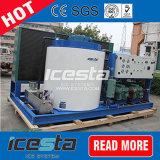 Flocken-Eis-Maschine 20 Tonnen-/Tag für Nahrungsmitteldas aufbereiten