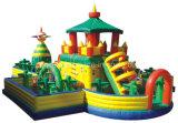 De binnen Opblaasbare Speelplaats van de Speelplaats van Kinderen (ifbs-011)