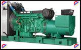 480kw/600kVA stille Diesel die Generator door de Motor van Cummins wordt aangedreven