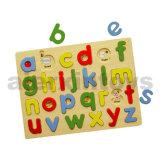 Het houten Raadsel In kleine letters van het Alfabet (80119)