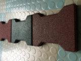 Резиновый напольный плиткой, детский сад резиновый коврик