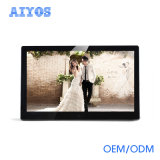 Aiyos proporcionan una alta calidad HD del ángulo de visión completo de imagen compatibles con MP3 Music Video Slideshow