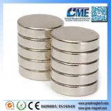 Magneten van het Neodymium van de Schijf van de Magneten van de Magneten van de Zeldzame aarde van de douane de Goedkoopste