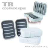 One Hand Open Fly Fishing Box