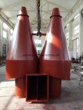 中国4HPサイクロンの塵の分離器、小さなかんフィルター