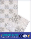 Panneau acoustique en fibre de polyester, matériau de décoration absorbant le son