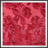 刺繍のレースにある調子を与えるテュルの刺繍のレースの網の刺繍のレースの調子