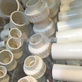 Фабрика Driect продавая штуцеры трубы PVC план-графика 40 (ASTM D2466)