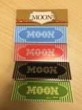 OEM Custom Diseño de la marca de 12,5 gramos a 20 gramos de fumar papel de rodadura hecha a mano.