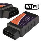 Elm OBD2 WiFi автомобильной шины Can Scan инструменты поддержки iPhone Android Obdii интерфейс